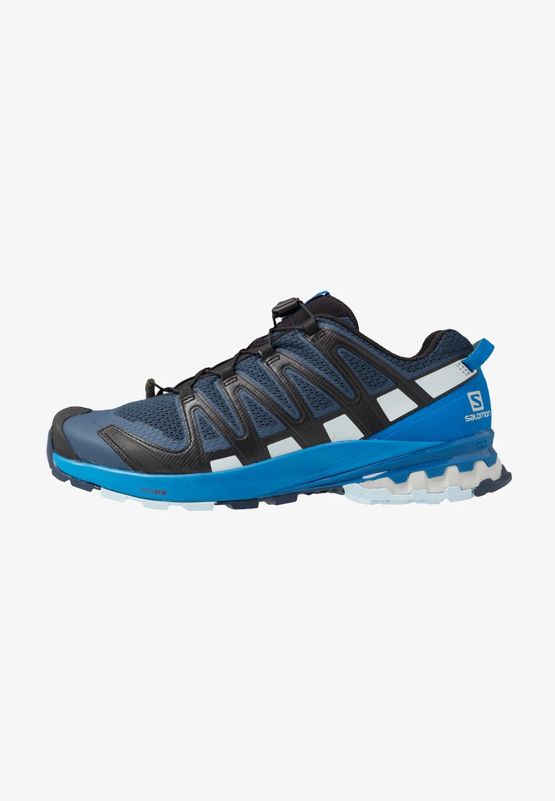 Salomon - XA PRO 3D V8 - Hiking shoes - sargasso sea/imperial blue