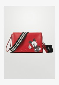 Desigual - MICKEY MOUSE - Sac bandoulière - red - 1