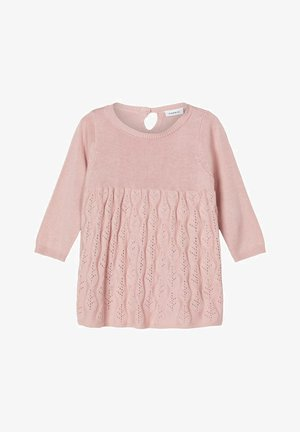 Jumper dress - blush