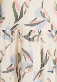 TOM TAILOR DENIM - PRINTED DRESS - Maxi dress - cream - 2