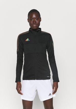 TIRO PRIDE - Treningsjakke - black