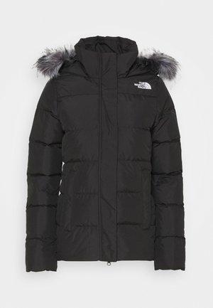GOTHAM JACKET - Gewatteerde jas - black