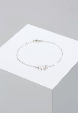SCHLEIFE - Bracelet - silver-coloured