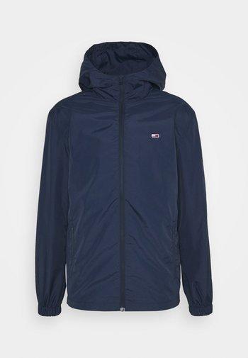 PACKABLE  - Outdoor jacket - blue