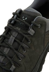Haglöfs - VERTIGO PROOF ECO - Hiking shoes - true black - 5