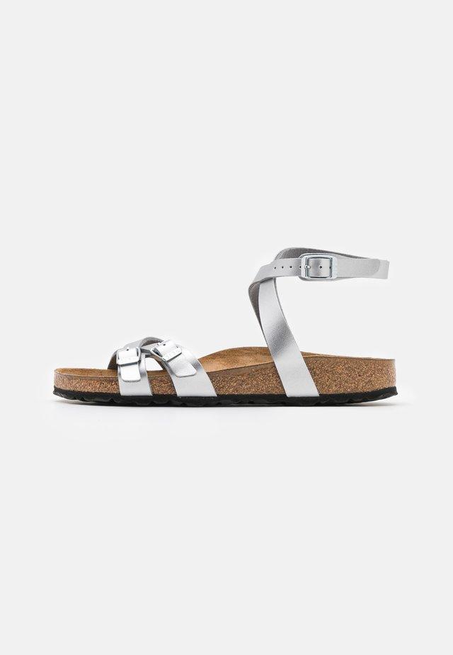 BLANCA  - Sandály - silver