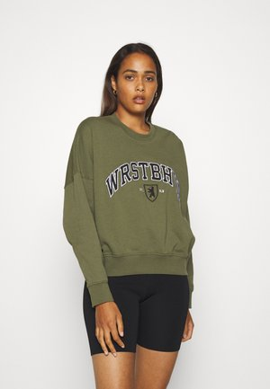 BERLIN  - Sweatshirt - khaki