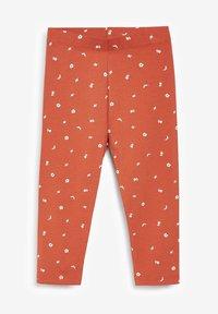 Next - 3 PACK - Leggings - Trousers - orange - 4