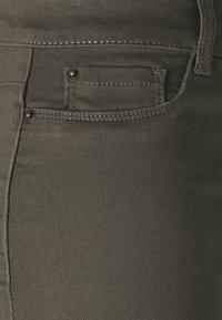 Vero Moda Tall - VMHOTSEVEN SKIRT 2 PACK - Pencil skirt - black/beluga - 4