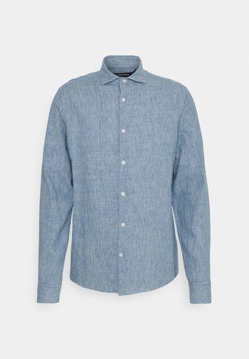 DELAVE SLIM  - Camicia - light blue