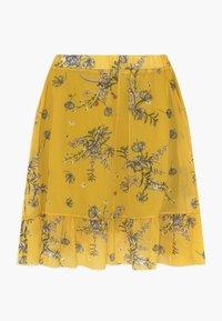 The New - PADDIE - Jupe trapèze - yellow - 1