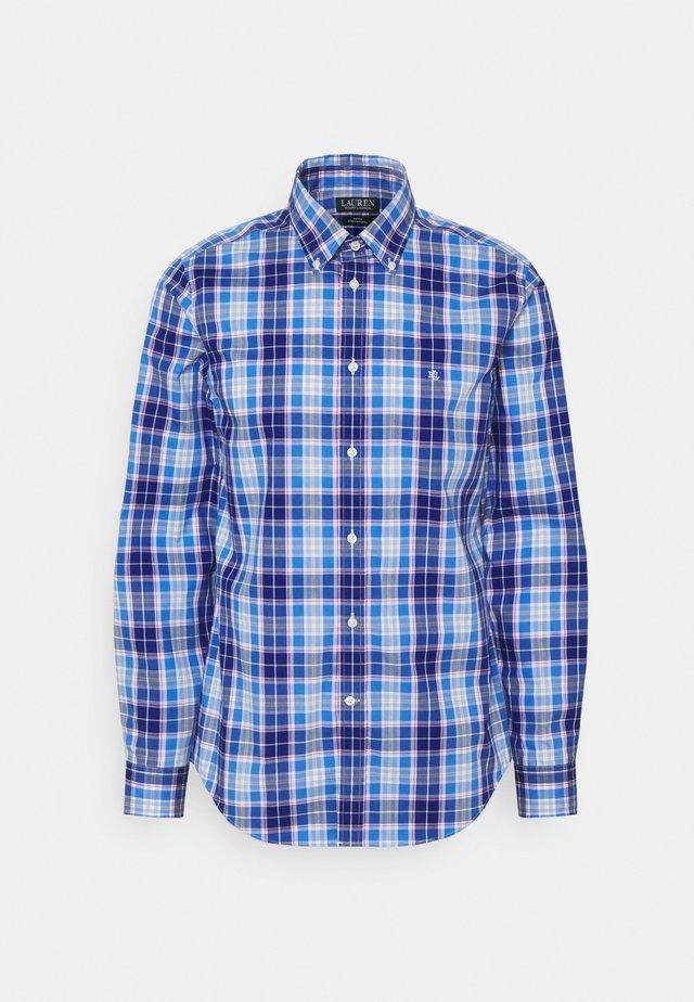 LONG SLEEVE SHIRT - Formal shirt - blue multi