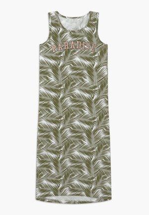 NKFVIPPA - Maxi šaty - loden green
