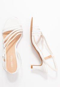 Anna Field - Sandals - white - 3