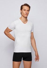BOSS - 2 PACK - Undershirt - white - 0