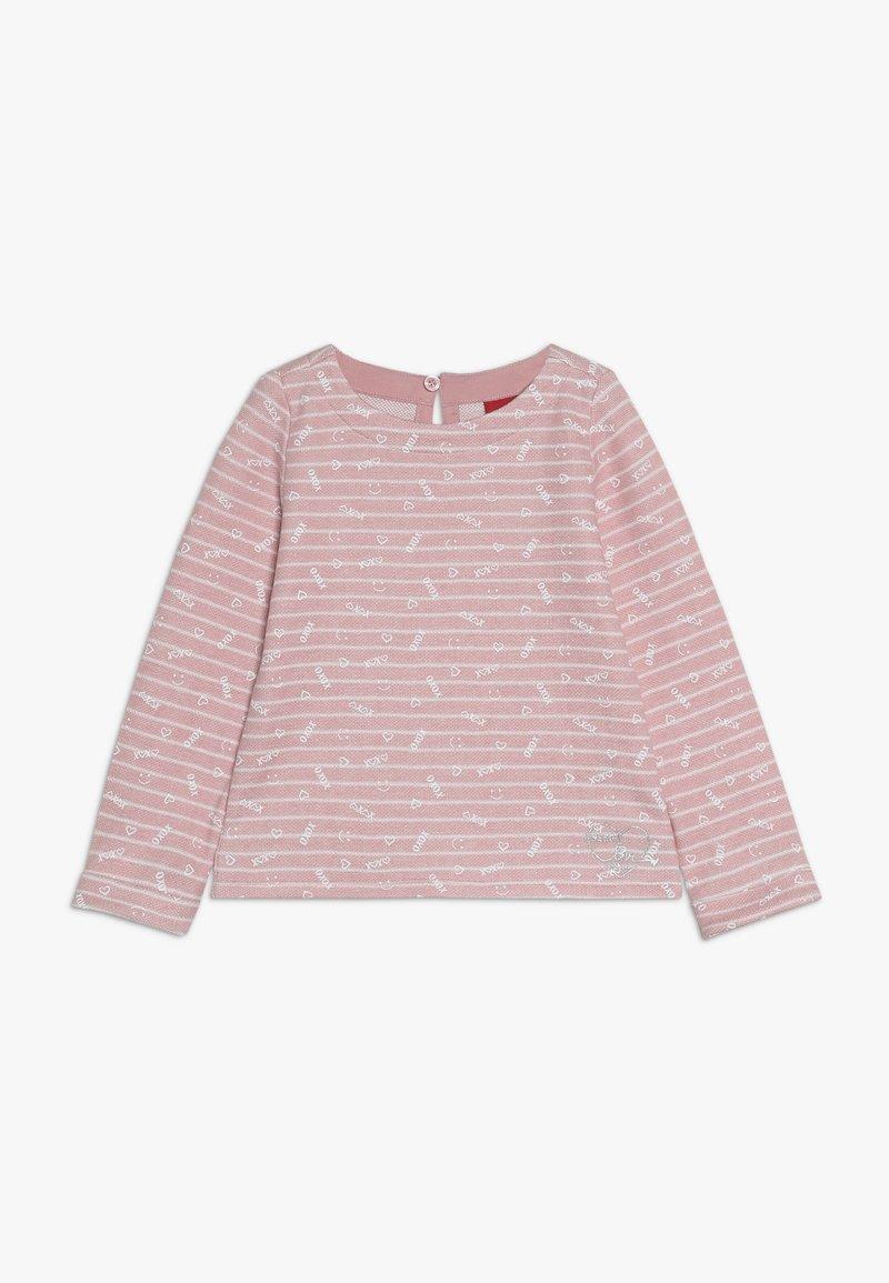 s.Oliver - Mikina - light pink