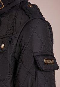 Barbour International - TOURER INTERNATIONAL POLARQUILT - Summer jacket - black - 5