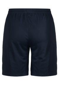 Nike Performance - DRY PARK III - Sports shorts - midnight navy / white - 1