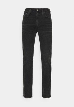 510™ SKINNY - Jeansy Skinny Fit - black denim