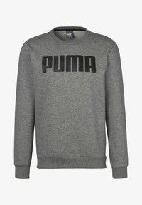 Puma - Sweatshirt - medium gray heather - 4