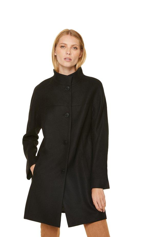 PALETOT IN QUALITÄT - Short coat - black