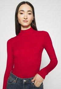 Even&Odd - Pullover - brick red - 3