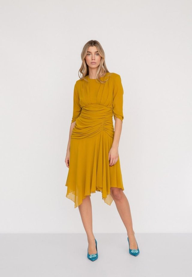 MEADOW - Day dress - gelb