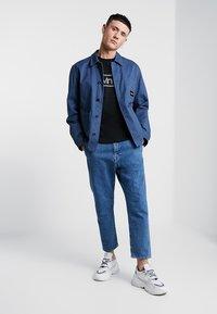 Calvin Klein - WORKWEAR JACKET - Lehká bunda - blue - 1