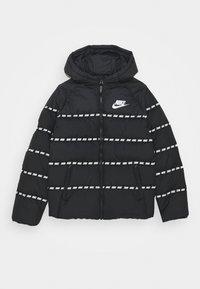 Nike Sportswear - UNISEX - Lehká bunda - black/white - 0