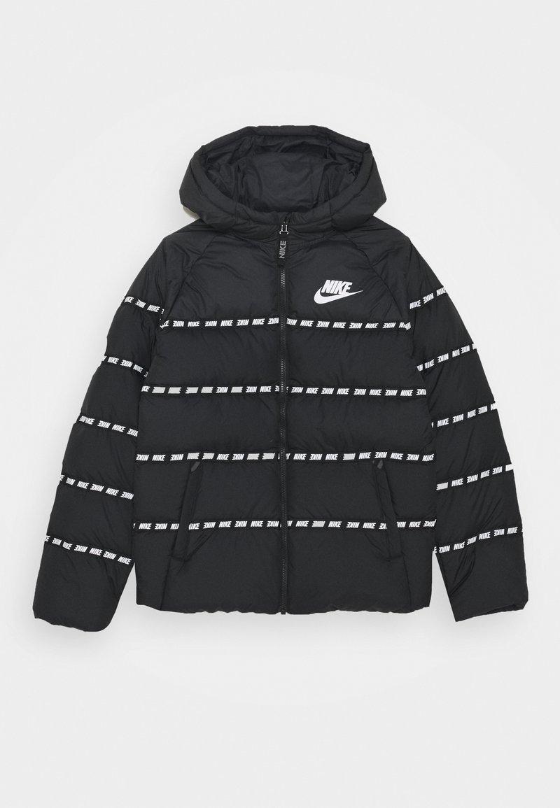 Nike Sportswear - UNISEX - Lehká bunda - black/white