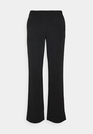 ONLKOBE PULL UP PANT - Trousers - black