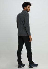 Jack Wolfskin - ZENON PANTS MEN - Outdoor trousers - black - 2