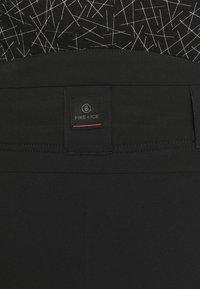 Bogner Fire + Ice - NEDA - Spodnie narciarskie - black - 5