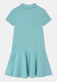Polo Ralph Lauren - Day dress - turquoise cloud - 1
