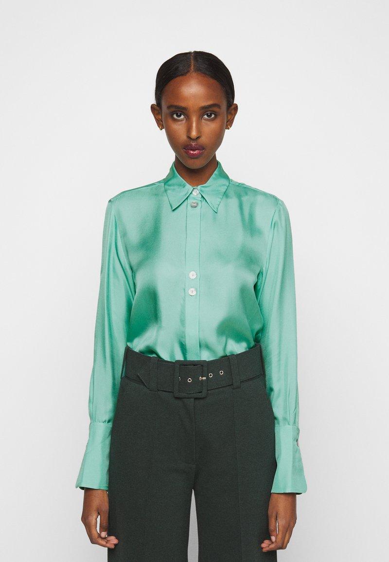 Victoria Victoria Beckham - BUTTON DETAIL - Blouse - spearmint green