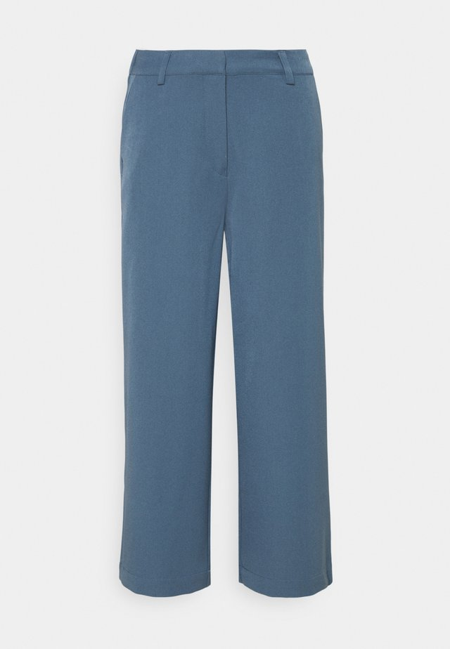 CULOTTA - Pantaloni - china blue