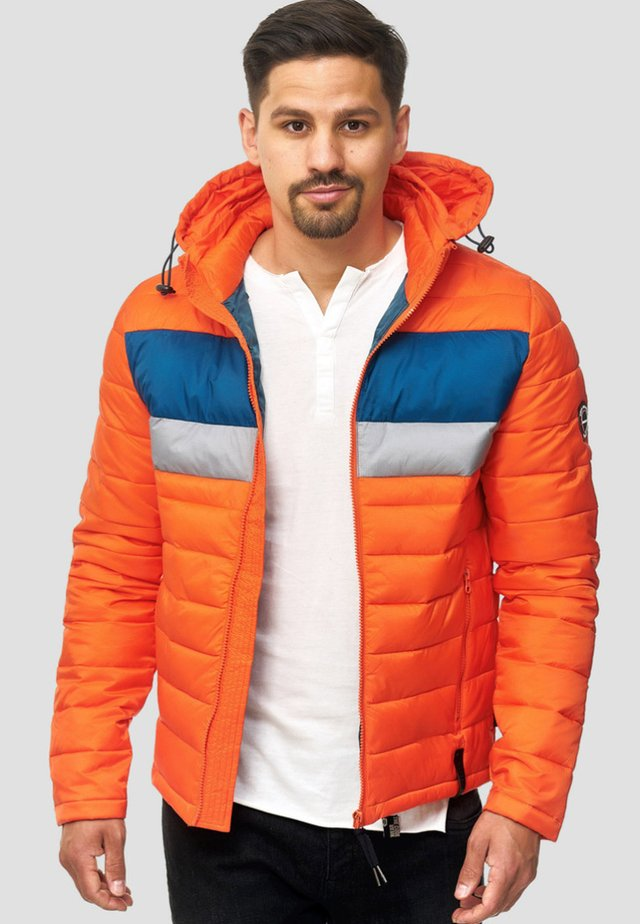 Chaqueta de invierno - orange