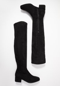 Tamaris - Over-the-knee boots - black - 3
