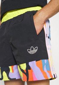 adidas Originals - LOVE UNITES UNISEX - Shorts - multicolour - 6