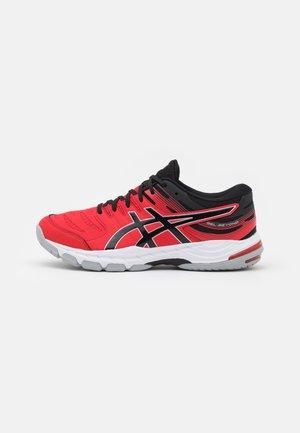 GEL BEYOND 6 - Hádzanárska obuv - electric red/black