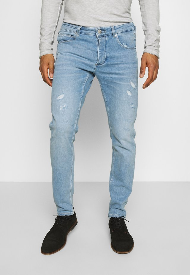 ALEX - Jeans slim fit - blue denim
