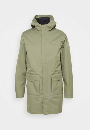 DAMIEN SUMMER COAT - Parka - lichen green