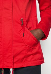 ONLY Tall - ONLLORCA - Parka - mars red - 5