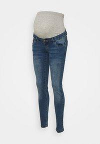 MAMALICIOUS - MLYORK - Jeans slim fit - medium blue denim - 0