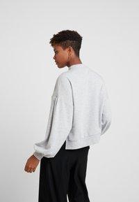 Monki - MARY - Sweater - grey melange - 2