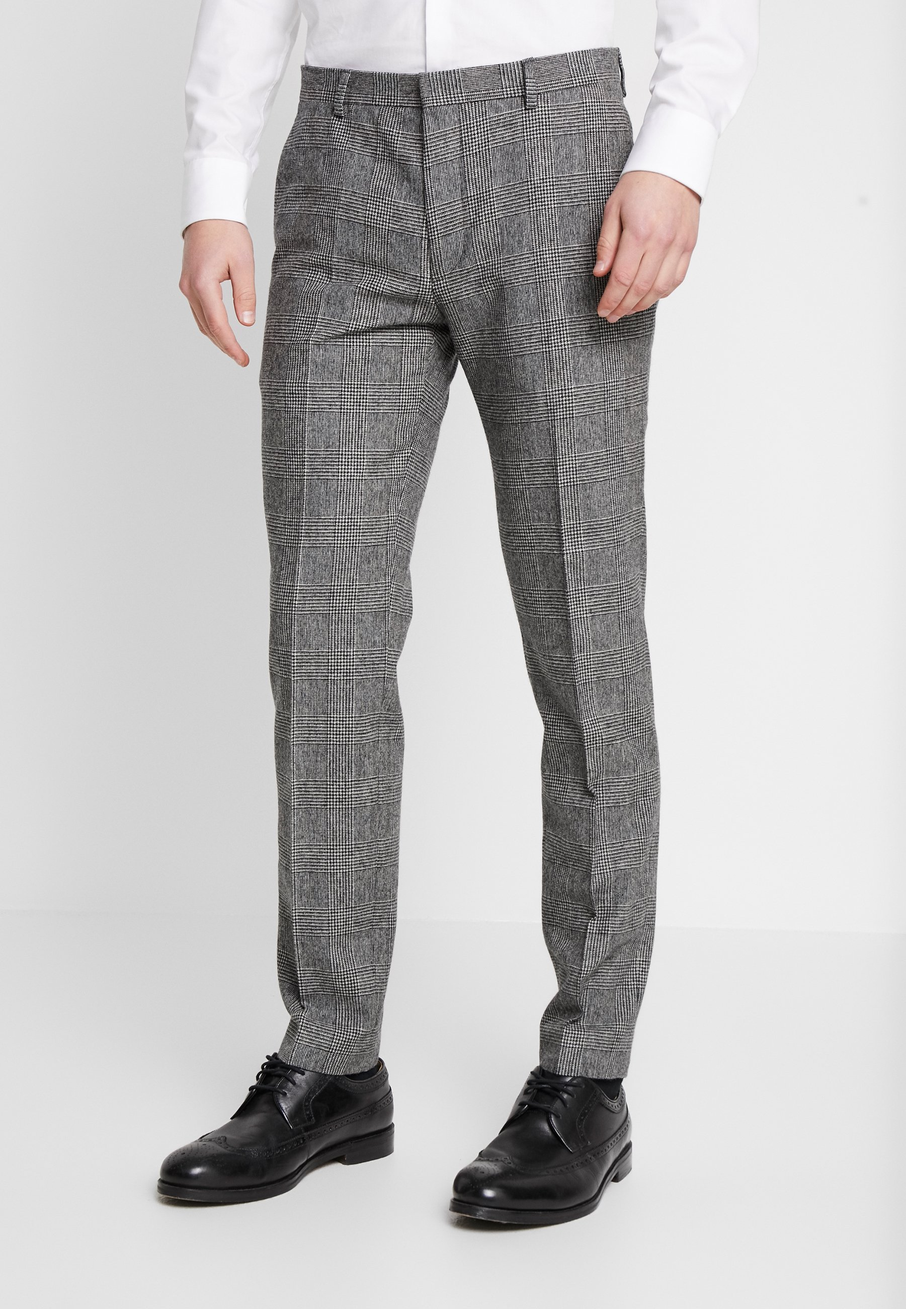 Shelby & Sons KIRKHAM SUIT DOUBLE BREASTED  - Costume - grey