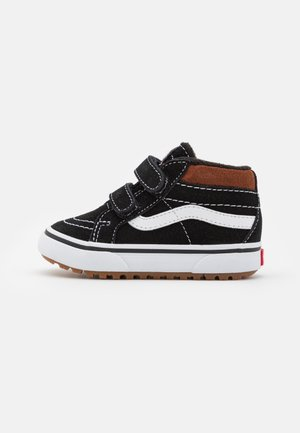 TD SK8 MID REISSUE V MTE-1 UNISEX - High-top trainers - black/tortise shell
