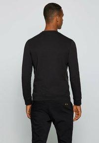 BOSS - SALBO ICONIC - Sweatshirt - black - 2