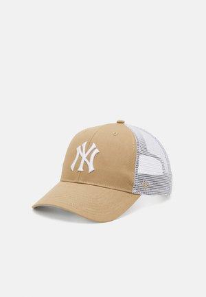 NEW YORK YANKEES BRANSON UNISEX - Cap - beige