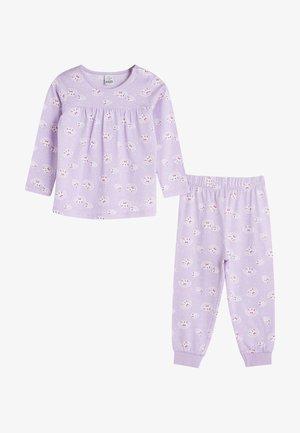Pyjama set - purple